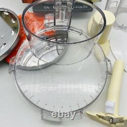 Cuisinart Dfp-14bcn Custom 14 Tasse Processeur Alimentaire En Acier Inoxydable Brossé Testé