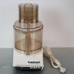 Cuisinart Dlc-7 Pro Food Processor Commercial Home Accessoires Fabriqué Au Japon