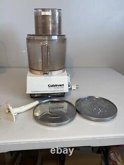 Cuisinart Dlc-7 Super Pro 14 Cup Processeur Alimentaire Fabriqué Au Japon. Lire La Description