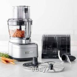 Cuisinart Élémentaire 13-cup Processeur Alimentaire Avecspiralizer Cfp-26svpcfr