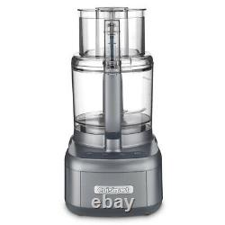 Cuisinart Elemental 11 Cup Processeur Alimentaire Gunmetal
