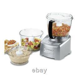 Cuisinart Elite Collection 2.0 14 Tasses Processeur Alimentaire Die Cast