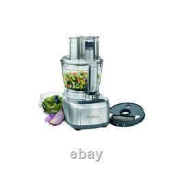 Cuisinart Fp-13dsv Processeur Alimentaire Élémentaire 13-cup Et Kit De Dégivrage