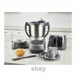 Cuisinart Fpc-100 Complete Chef Cooking Food Processor