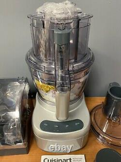 Cuisinart Processeur Alimentaire Élémentaire 13-cup Avec Spiralizer Cfp-26svpcfr