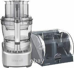 Cuisinart Sfp-13 Processeur D'aliments En Acier Inoxydable 13-cup