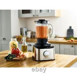 Kenwood Fdm302ss Multipro Compact Food Processor Avec Mélangeur