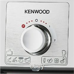 Kenwood Fdp65.860wh Multipro Express Processeur Alimentaire Blanc