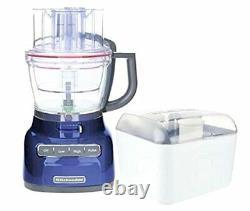 Kitchenaid 13-cup Processeur D'aliments Avec Système De Tranche Exacte (rénové)