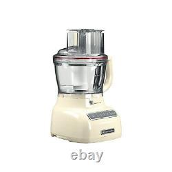 Kitchenaid 5kfp1335bac 3.1l Crème Amande De Transformateur Alimentaire