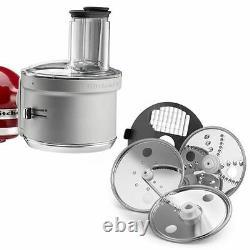 Kitchenaid Exactslice Processeur Alimentaire Avec Kit De Dégivrage Pièce Jointe Rr-ksm2fpa Réfur
