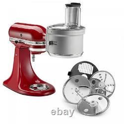 Kitchenaid Food Processor Avec Kit De Dégivrage De Style Commercial
