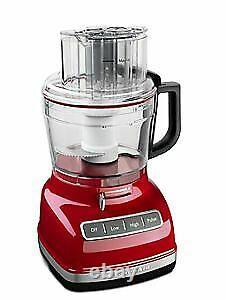 Kitchenaid Renové 11-cup Processeur D'aliments Avec Système De Tranche Exacte, Rkfp1133
