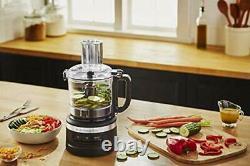 Kitchenaid Rrkfp0919bm 9-cup Food Processor Plus Black Matte (rénové)