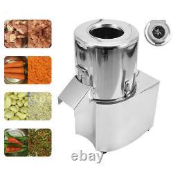 Machine À Découper Des Gouttières De Légumes Électriques Commerciales Processeur De Nourriture