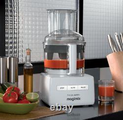 Magimix 4200xl 950 Watt Processeur Alimentaire Multifonction Brossé Chrome