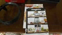 Magimix 4200xl Robot Culinaire Complet Et En Boîte