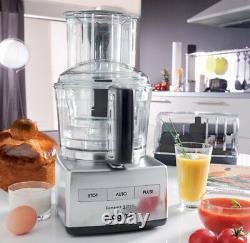 Magimix Compact 3200 XL 650 Watt Multifunction Food Processor Blanc Nouveau