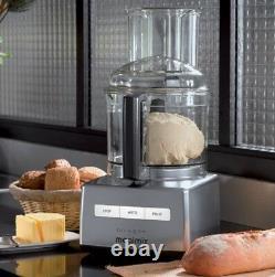 Magimix Cs5200 XL 1100 W Robot Culinaire Brossé Chrome
