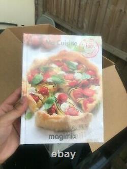 Magimix Système De Cuisine 5200xl Auto Processeur De Nourriture Argent