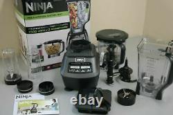 Mélangeur De Mélangeur De Cuisine Ninja Mega Bl770 1500w (ob-27d)