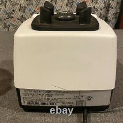 Mélangeur / Processeur D'aliments Vita-mix 5000 -blanc