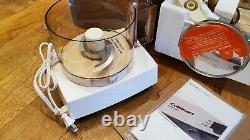 Nouveau Old Stock Vintage Cuisinart Classic 7cup Processeur Alimentaire Dlc-10c USA Made