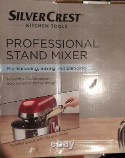 Processeur Et Mélangeur D'aliments Professionnels 6.3l Silvercrest