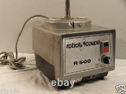 Robot Coupé Modèle R500 Food Processor Motor Base