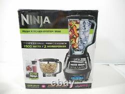Système De Cuisine Ninja Mega Blender/food Processor Bl770 Avec 1500w