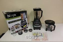 Système De Cuisine Ninja Mega Blender/food Processor Bl770 Avec 1500w (1b-43)