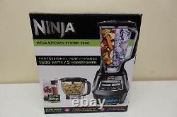 Système De Cuisine Ninja Mega Blender/food Processor Bl770 Avec 1500w (3b)