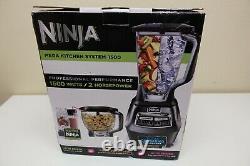 Système De Cuisine Ninja Mega Blender/food Processor Bl770 Avec 1500w (8b)