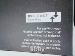 Vitamix 12-cup Processeur Alimentaire Avec Auto-détecter La Nouvelle Boîte Ouverte